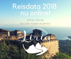 Nieuws! Reisdata 2018 staan online en nog veel meer…